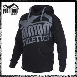 Phantom Hoodie Supporter 2.0 Black