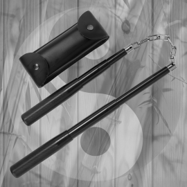 Nunchaku Metal Telescopic Ball Bearing 14""