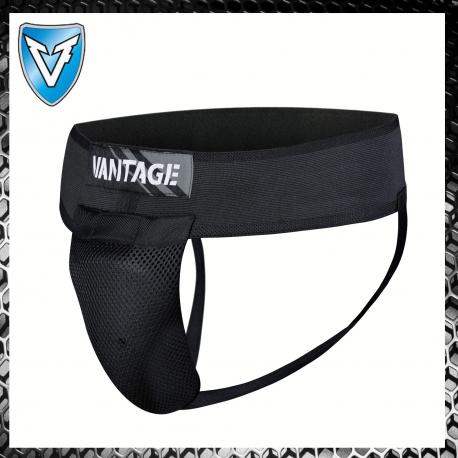Vantage Groin Guard Combat Black