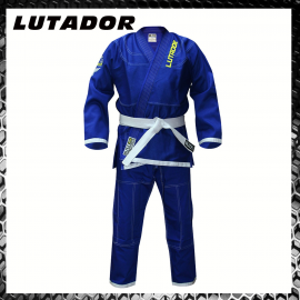 Adult Lutador Brazilian Jiu Jitsu Gi Blue or White