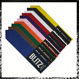 Cinture Colorate in Cotone Arti Marziali Karate Judo