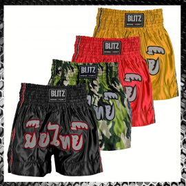 Muay Thai Fight Shorts