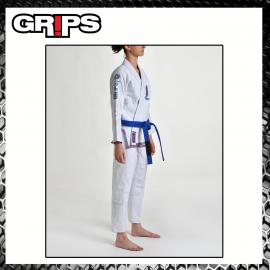 Grips Ara Gi Blue Uniforme Arti Marziali BJJ