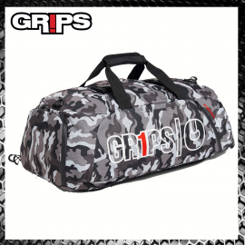 Grips Duffel Backpack 2.0 Camo Night Borsa Arti Marziali Unisex