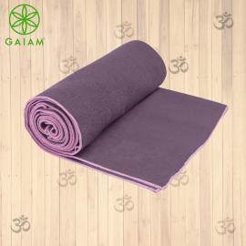 Gaiam Yoga Mat Towel Asciugamano Alta Assorbenza