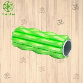 Gaiam Mini Rullo Yoga per Massaggio Muscolare