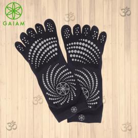 Gaiam Calze Yoga Antiscivolo Unisex
