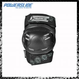 Powerslide Standard Knee Pads Ginocchiere Stickfighting Arti Marziali Combattimento