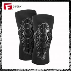 G-Form Elbow Pads Balck/Grey Gomitiere Stickfighting Arti Marziali Combattimento