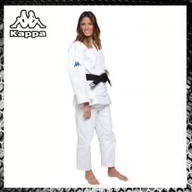 Kappa Judogi Atlanta Blu EJU/IJF ApprovedDivisa Arti Marziali Judo Jiu Jitsu