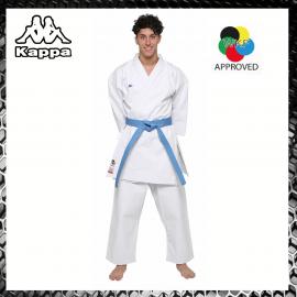 Kappa Karategi Kata Moscow WKF Appproved Uniforme Divisa Karate Arte Marziali