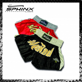 Sphinx Thai Shorts Pro Pantaloncini Muay Thai Kickboxing