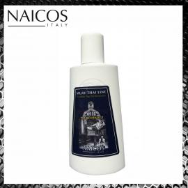 Naicos Olio da massaggio Riscalda Muscoli Combat Line in Flacone 200 ml