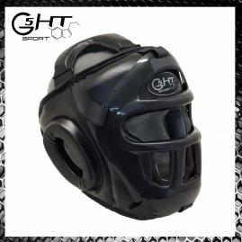 G5-HT Casco Boxe con griglia in PVC removibile Sport da Combattimento