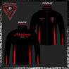 Akademya AKD4  Felpa Tecnica Abbigliamento Scuola FMA