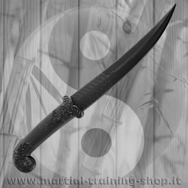 "Coltello TPR Italian ""Scarperia"" in Polipropilene Training Knife in Polipropilene Arti Marziali Krav Maga Difesa Personale"