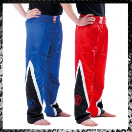 Bytomic Satin Kickboxing Pants