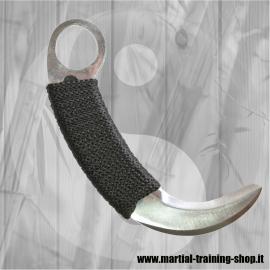 Coltello Karambit Alluminio Kali Allenamento Arti Marziali