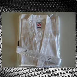 Giacca Karate Bianca Uniforme Bianca Karate Arti Marziali