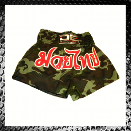 Danger Equipment Thai Shorts Military