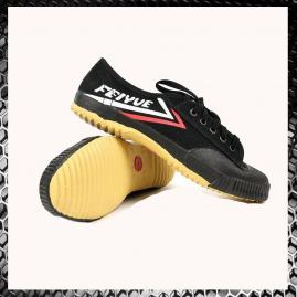 Scarpe Kung Fu Feiyue Nere Wushu Training Shoes Arti Marziali Cinesi