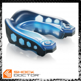 Shock Doctor Gel Max Gum Shield  Paradenti Muay Thai Boxe Kickboxing